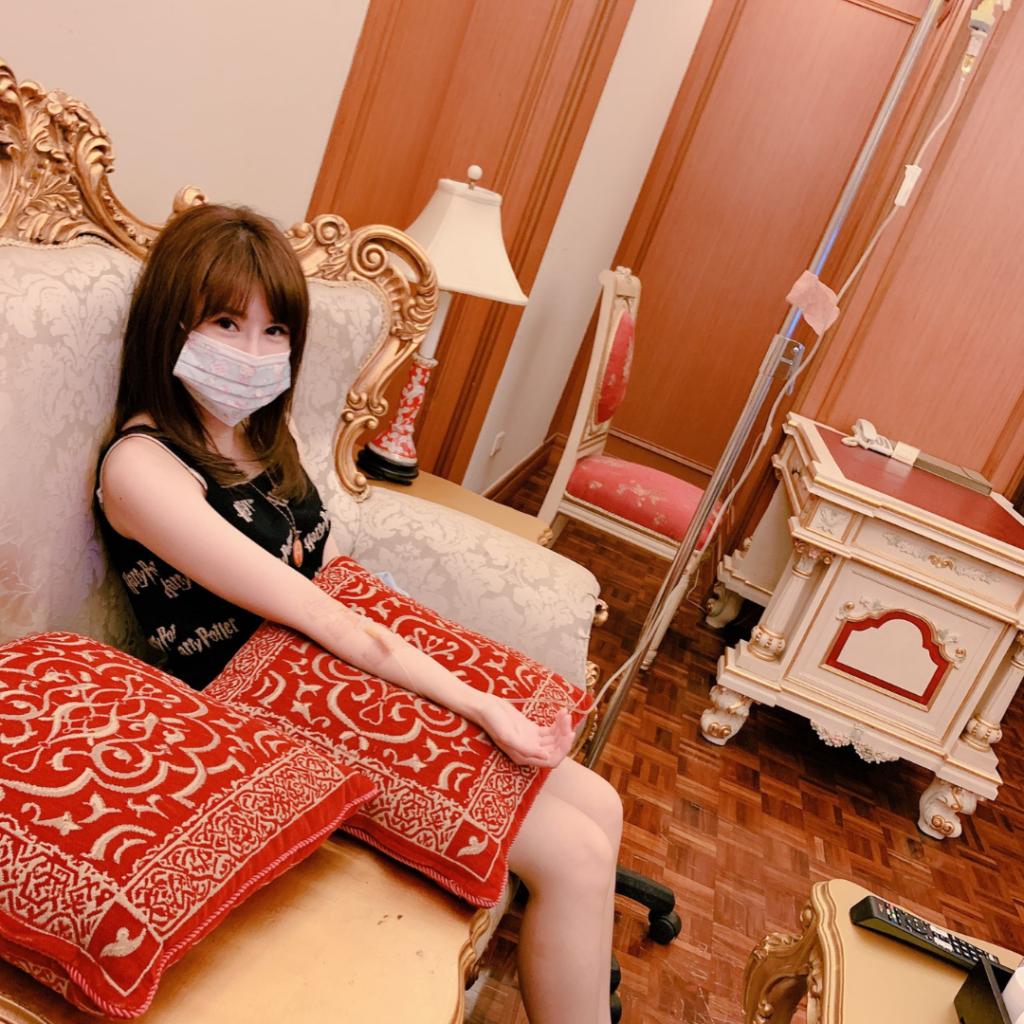 薇薇三合一肝肺防護體驗